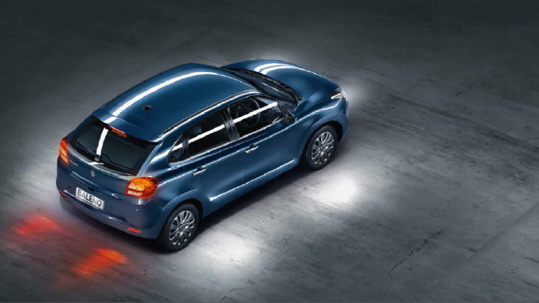 Maruti Suzuki India launches Baleno Alpha CVT