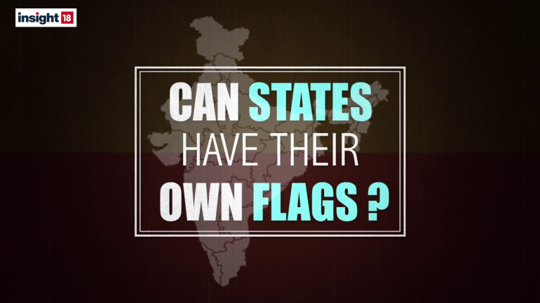 Can Indian States Have Their Own Flag Heres What The Constitution