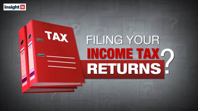 Income Tax Return Forms For Ay 2019 20 Notified Moneycontrol Com