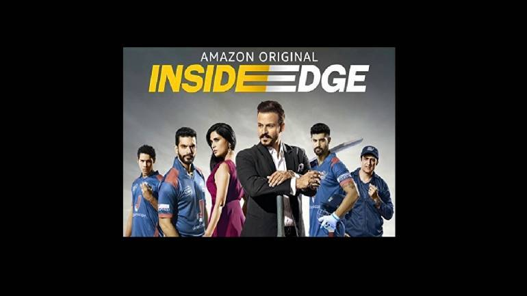 Amazon show Inside Edge