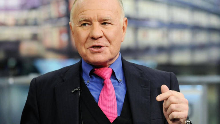 Money likely to move from India markets to China: Marc Faber
