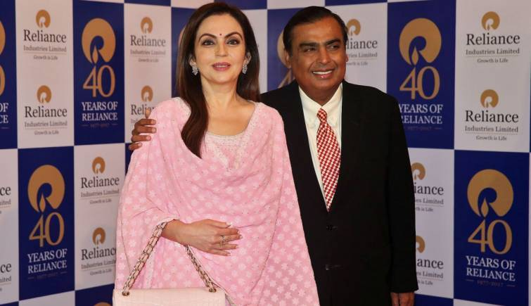 Full text: Nita Ambani#39;s address at Sports Business Summit in London