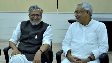 Congress 'mortgaged' party to RJD in Bihar: Sushil Modi