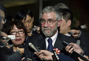 India has first-mover advantage in export of services, job creation key for growth: Paul Krugman