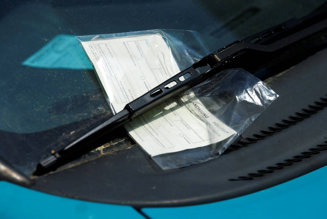 Answer: Windshield wiper (Image: Reuters)