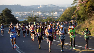 Now, an insurance cover for marathon runners