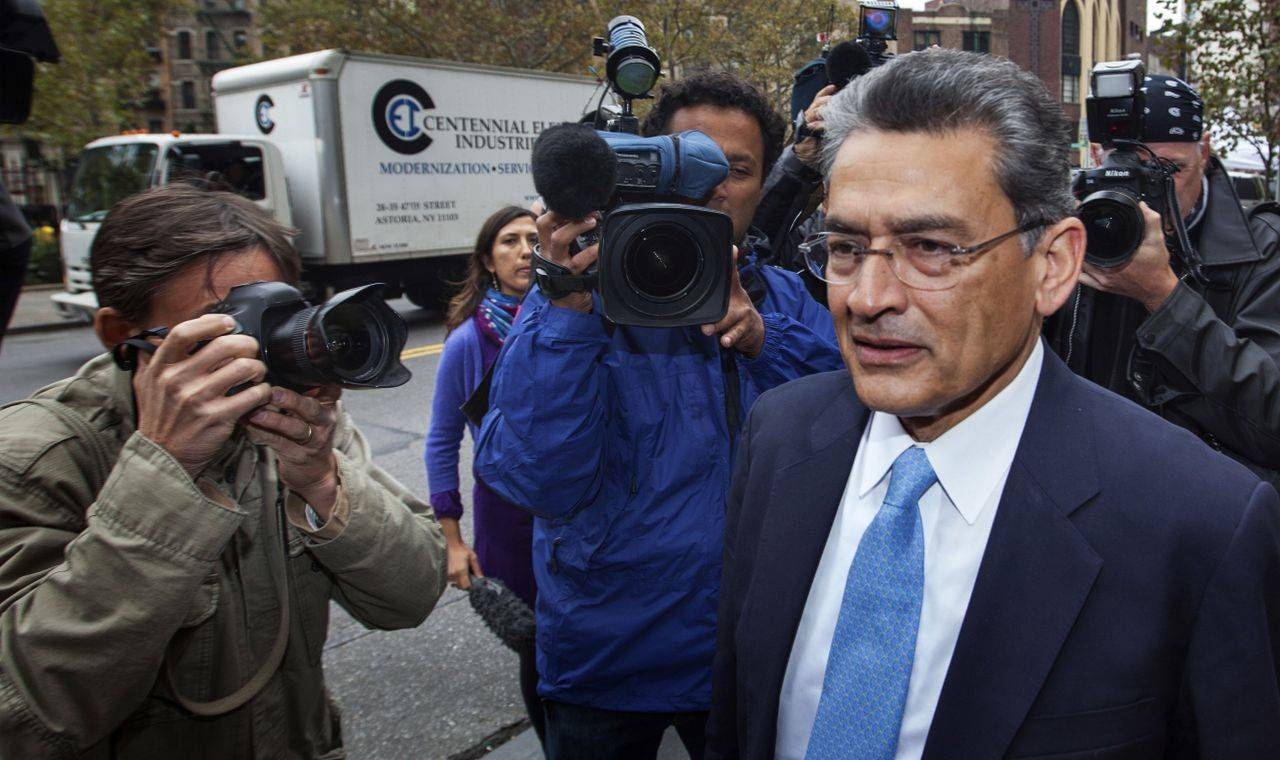 Answer: Rajat Gupta
