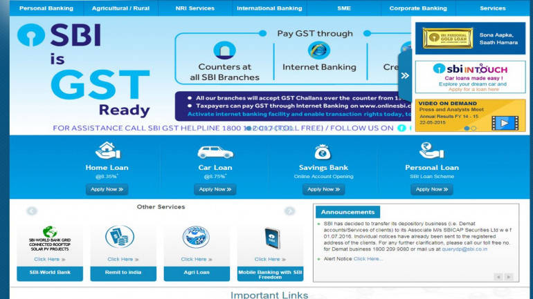 SBI PO Mains Result 2017 declared, check on sbi co in