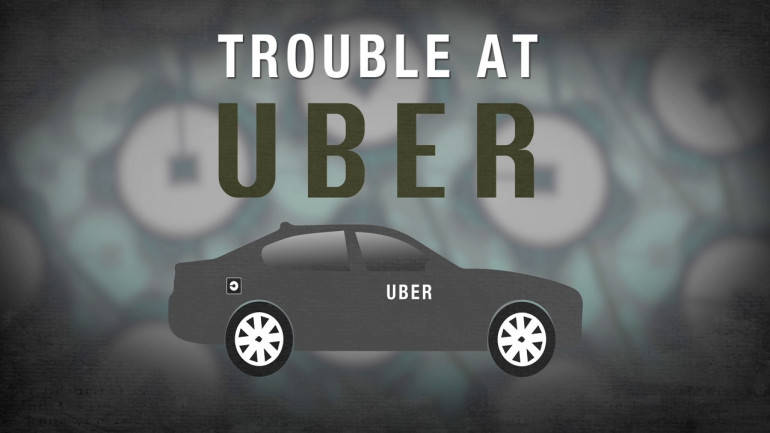 Personal data breach isn't Uber's first tryst with controversy