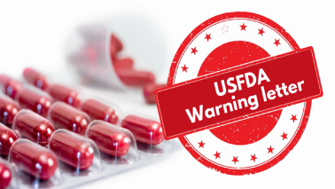 USFDA issues warning letter to Apotex Research