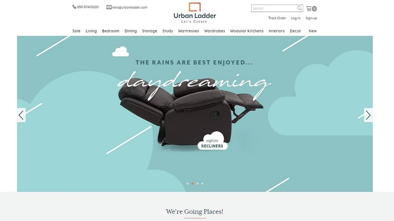 June 2019 | Urban Ladder – Company fired 90 employees according to reports