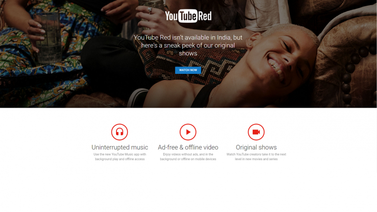 YouTube Red and Google Play Music to be merged to create a new service