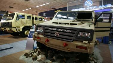 Ashok Leyland slides 6% as axle load norms, political uncertainty may hit growth