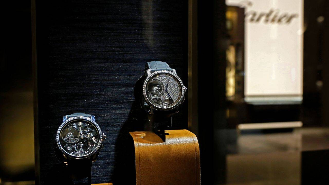 Q18. Which watch company will you associate with Hans Wilsdorf? (Image: Reuters)