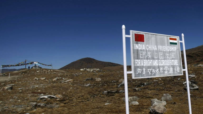 There are signs of another India-China border spat