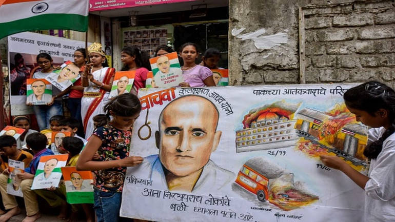 Image result for kulbhushan jadhav news update
