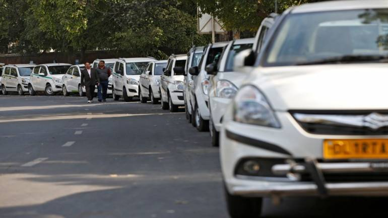 Ola Uber Drivers Logon To Olx To Sell Their Cabs As Incentives Dry