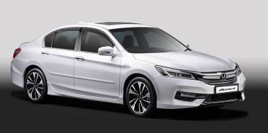 Honda to recall Accord to replace front airbag inflators