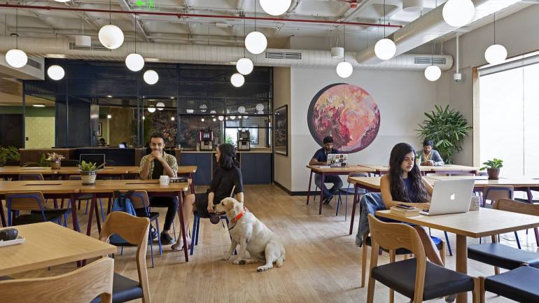 India S Co Working Startups Set For Shakeup Wework Enters
