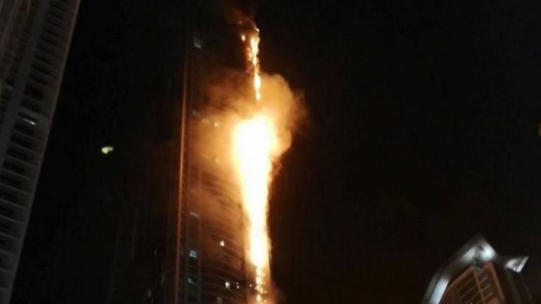 Fire at fuel storage tanks on Butcher Island off Mumbai