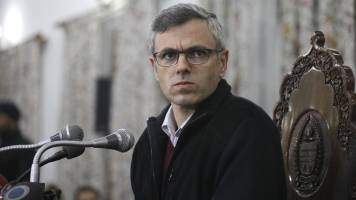 Omar Abdullah hopes new government at Centre will reciprocate steps taken by Pakistan to resume talks