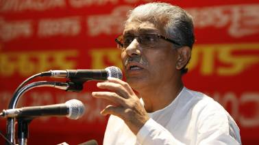 Manik Sarkar blames money power, media onslaught for Left Front debacle