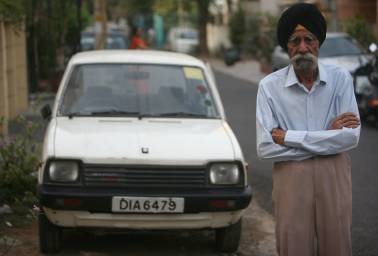 First Maruti 800 ever sold in India gets a factory restoration