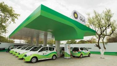 Ola zones, kiosks coming up in city airport