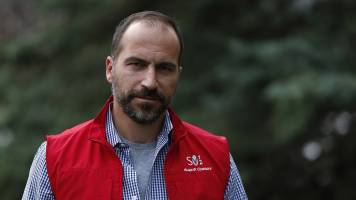 Uber CEO Dara Khosrowshahi sees commercialisation of flying taxis in 5-10 years