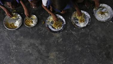 HRD Ministry rules out introduction of breakfast in mid-day meals scheme