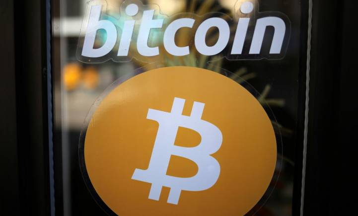 Bitcoin swings wildly after topping out at $4,400
