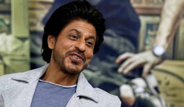 SRK is followed by Salman Khan and Akshay Kumar