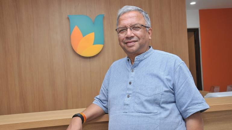 File image: Samit Ghosh, MD and CEO, Ujjivan Small Finance Bank
