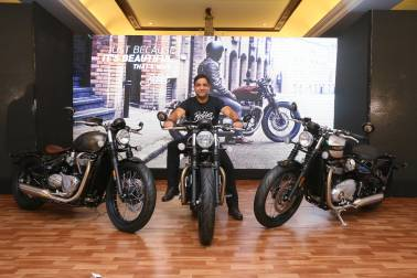 No response from FinMin, SIAM on CKD kits issue: Vimal Sumbly, MD, Triumph Motorcycles India