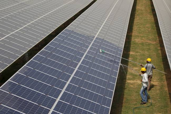 RB commissions first solar powered facility; inks pact for 100 ...