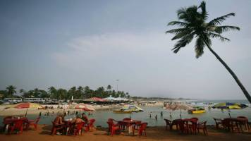 Goa now a popular tourist destination in monsoon too