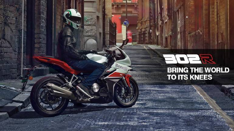 Benelli had hinted on launching two new bikes at the launch of 302R