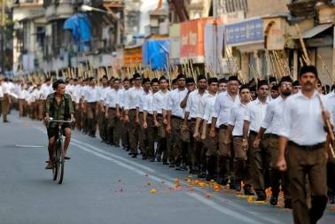 Rohingyas are a security threat, deport them: RSS
