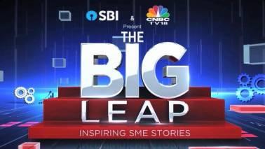 Big Leap: Rewarding entrepreneurship