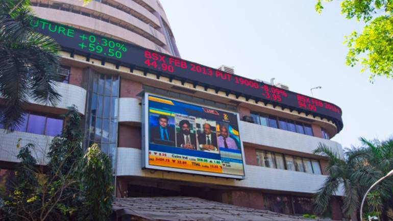 Markets scale fresh highs again, Nifty nears 10700-mark