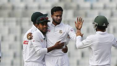 24 hours, 2 shocks: Bangladesh, Windies pull off underdog triumphs