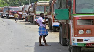 All-India truckers strike losses pegged at Rs 10,000 crore in 3 days