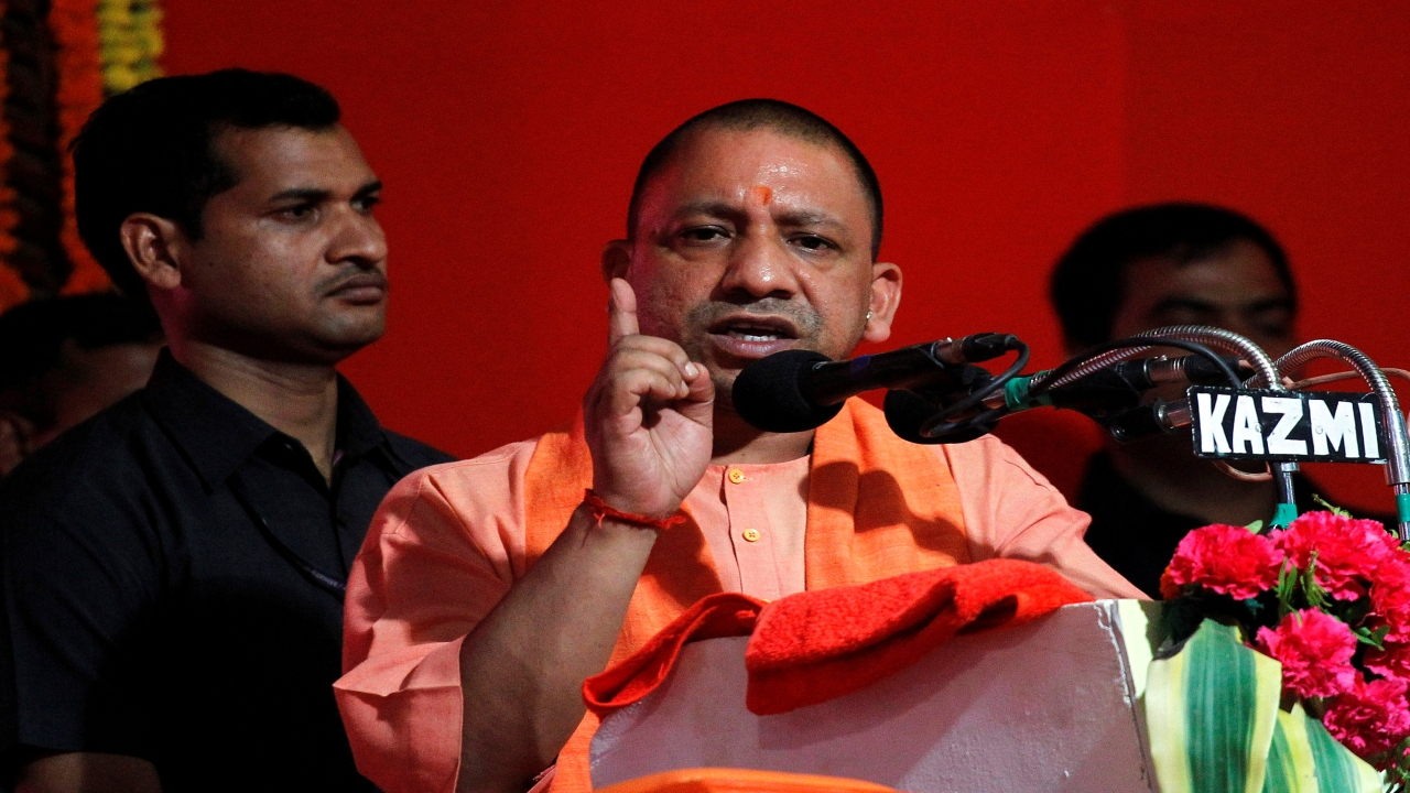 Yogi Adityanath | Uttar Pradesh | Total cases: 4 | Serious IPC: 1