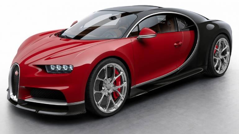 Bugatti S Usd 3 Million Sports Car Chiron Sets A New Sd Record
