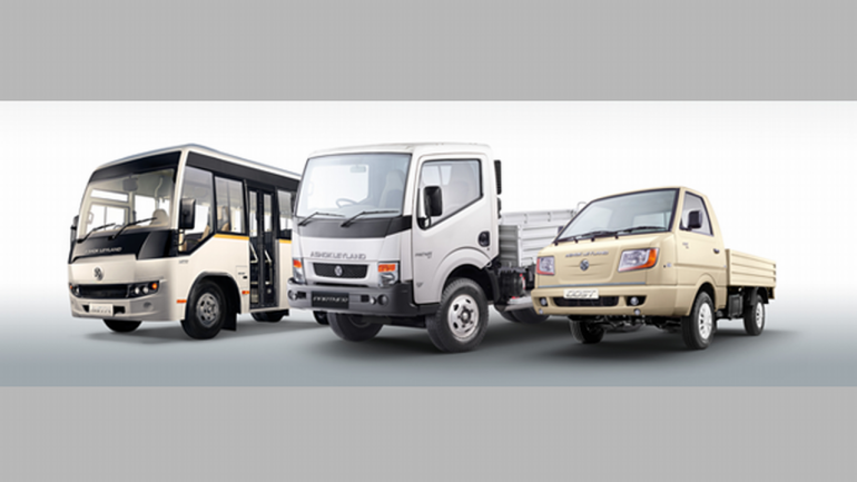 Ashok Leyland, Tata Motors see demand rising for fully-built vehicles.