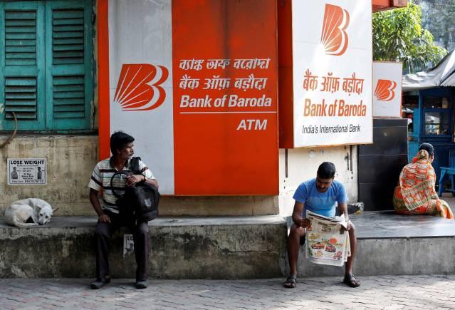 bank of baroda at 5 year low trades below rs 100 moneycontrol com