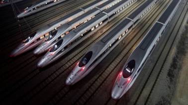 Saudi Arabia high-speed rail line to start operating in September