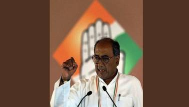All arrested Hindu terrorists are linked to RSS: Digvijaya Singh