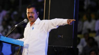 Arvind Kejriwal kicks off door-to-door donation collection and vote appeal for AAP
