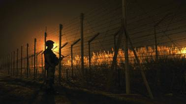 Live shells along international border a 'death trap' for border dwellers